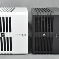 Casing PC Desktop Corsair Carbide Air 240 Black/White Mini-ITX Case