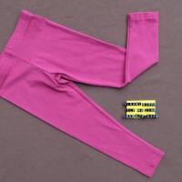 Celana Legging Anak Impor (Plum)