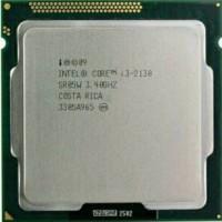 Prosesor Intel Core i3 2130 Tray + Fan Socket 1155 LGA