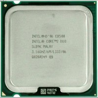 Prosesor Intel Core 2Duo E8500 Tray Tanpa Fan Socket 775 LGA
