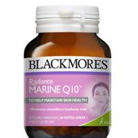 Jual Blackmores Radiance Marine Q10 30 KAPSUL Murah
