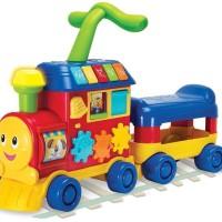 BABY WALKER/ RIDE ON/ WINFUN WALKER RIDE ON LEARNING TRAIN