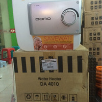 water heater listrik domo da 4010 10liter 200watt Diskon
