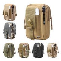 Jual Sarung HP Dompet Tas Pinggang Mini Handphone Pria Army Style Terbaru Murah