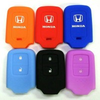 Kondom Kunci Silicon Key Sarung Remote Mobil Honda Jazz Rs HRV