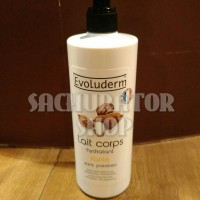 Evoluderm Lait Corps Karite Shea Butter Body Lotion 500 ml
