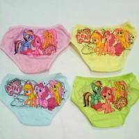 Jual celana dalam anak little pony| cd anak murah Murah
