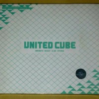 CD 4MINUTE BEAST G.NA HYUNA - United Cube