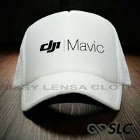 TOPI TRUCKER DJI MAVIC ZXC7 - FATUR CLOTH
