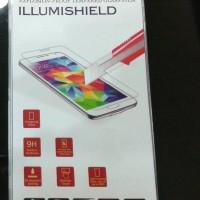 Anti Gores Kaca ILLUMISHIELD Tempered Glass Screen Guard Kuat LG K8