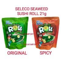 SELECO SEAWEED SUSHI ROLL ISI 7PCS 21G RUMPUT LAUT