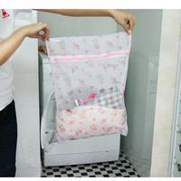 NEW|PROMO Tempat Baju BRA Celana Dalam Kotor/Tas Laundry Jaring GAMBAR