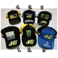 TOPI RACING BORDIR PEMBALAP GP MURAH
