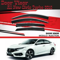 Talang Air All New Civic 2016 Turbo Modulo Injection