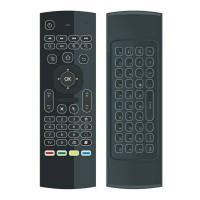 Air Mouse Gyro Sensing + Keyboard MX3 / MXiii 2.4 Ghz with IR