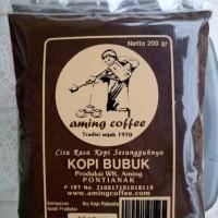 Aming Coffee, Kopi Legendaris Khas Pontianak Kemasan 200 Gram