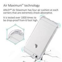 Case ANTI CRACK Samsung C7 Pro 5.7inch Softcase Ultra Clear ANTI SHOCK