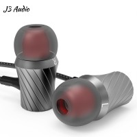 J3 Audio - D03 - Metal Body - Super Bass - IEM / Earphone With Mic