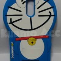 Case 4D Doraemon Xiaomi Redmi Note 3 /Karakter/Soft/Silikon/3D/Rubber