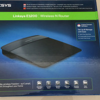 Linksys E1200 wireless N Router