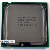 Prosesor Intel Core 2 Duo E8400 Tray 3.0GHZ - NON FAN