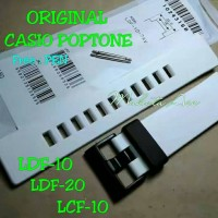 Strap Watch Tali Jam Tangan CASIO POPTONE LDF-10/LDF10/LDF 10 ORIGINAL