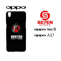 Custom Casing HP Oppo Neo 9 (A37) anarchy Hardcase Cover