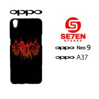 Custom Casing HP Oppo Neo 9 (A37) rock Hardcase Cover