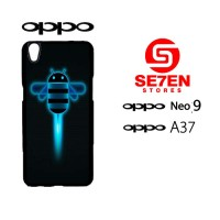 Custom Casing HP Oppo Neo 9 (A37) Android fly Hardcase Cover