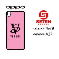 Custom Casing HP Oppo Neo 9 (A37) versus logo Hardcase Cover
