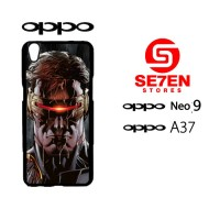 Custom Casing HP Oppo Neo 9 (A37) X MAN Cyclops Design Hardcase Cover