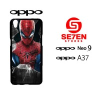 Custom Casing HP Oppo Neo 9 (A37) Spiderman4 Hardcase Cover