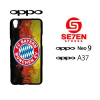 Custom Casing HP Oppo Neo 9 (A37) munchen Hardcase Cover