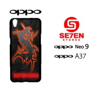 Custom Casing HP Oppo Neo 9 (A37) sepultura Hardcase Cover