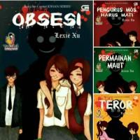ebook e-book novel Lexie Xu Johan Series 4 novel murah best seller