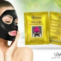 Jual Hanasui Naturgo Mud Mask - Masker Lumpur Naturgo Murah