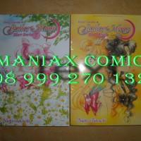 Komik Sailor moon Short Stories Deluxe 1-2 Tamat Segel New