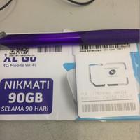 Perdana XL GO Gratis Kuota Internet 90GB/3bln / Perdana XL GO 90GB /XL