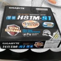 Mother Board H81M-S1 Gigabyte LGA 1150