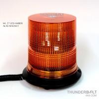 ROTARY LAMP, WARNING LIGHT WL27 LED ,DNG ALAS MAGNET (AMBER/WHITE/BLUE
