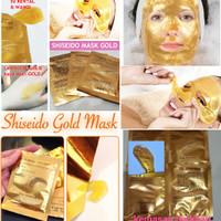 Jual MASKER GOLD / SHISEIDO / SHISEDO GOLD MASK Murah