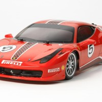 Tamiya RC 1/10 Ferrari 458 Challenge w/ESC