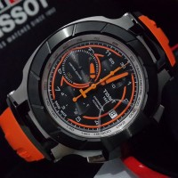 TISSOT T-RACE AUTOMATIC MOTOGP LIMITED EDITION 2011 WORLDWIDE
