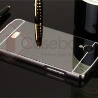 Hardcase Bumper Mirror Aluminium Metal Cover Casing LG Nexus 5 D820