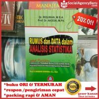 Rumus Dan Data Dalam Analisis Statistika - Riduwan