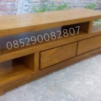 Bufet Tv Minimalis Kayu Jati, Meja Buffet Furniture Jepara Murah