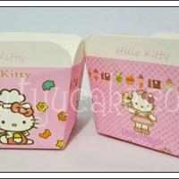 50pcs-KITTY KOKI-SQUARE-Muffin Cup