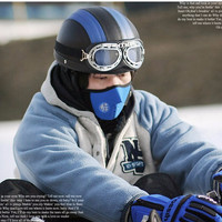 Harga masker pelindung wajah muka untuk pengendara motor   Pembandingharga.com