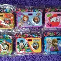 mainan kamera karakter - camera disney - foto fotoan - mainan murah