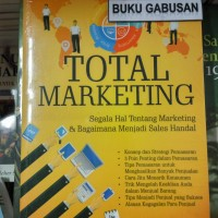 BUKU TOTAL MARKETING / ARIEP .sp